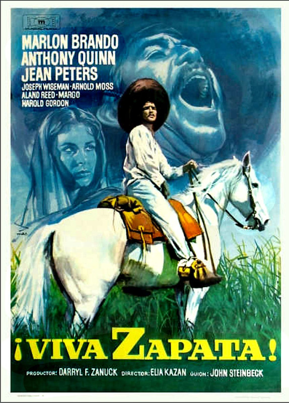 Viva Zapata! - Poster 5