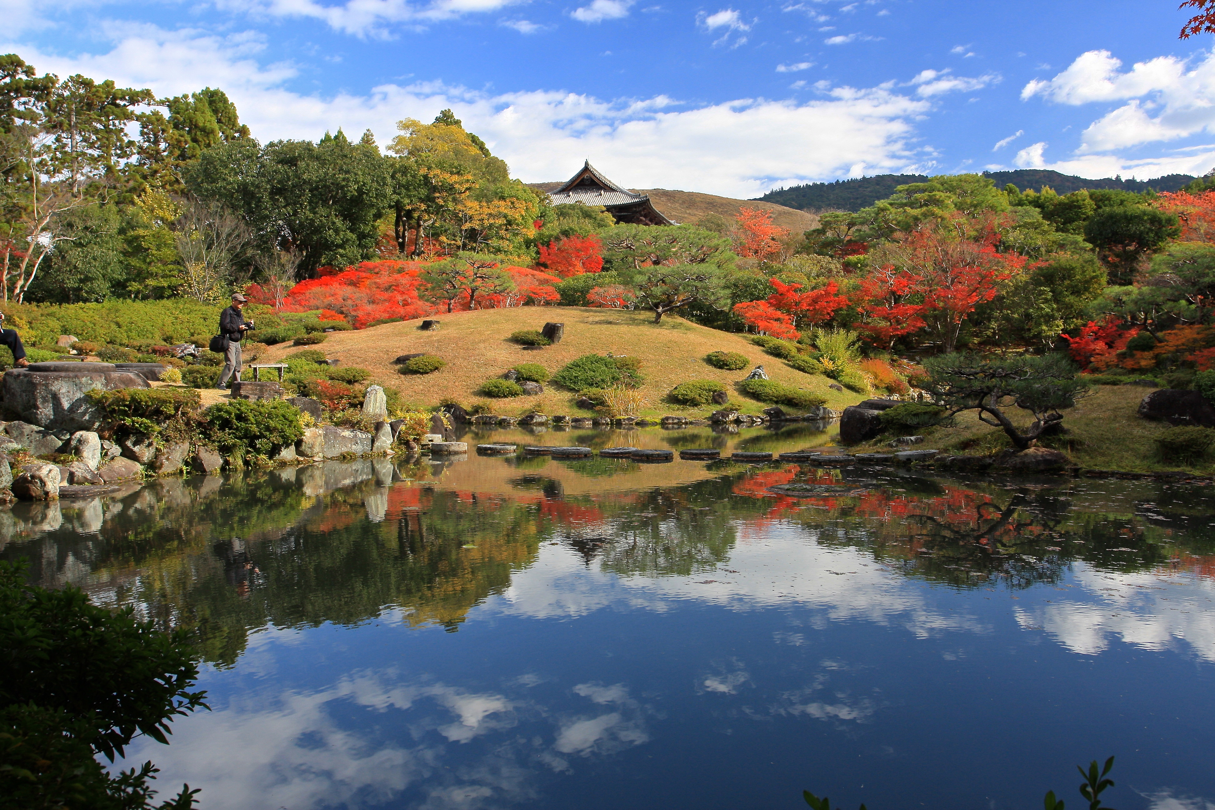 Isuien Garden - Nara, Japan