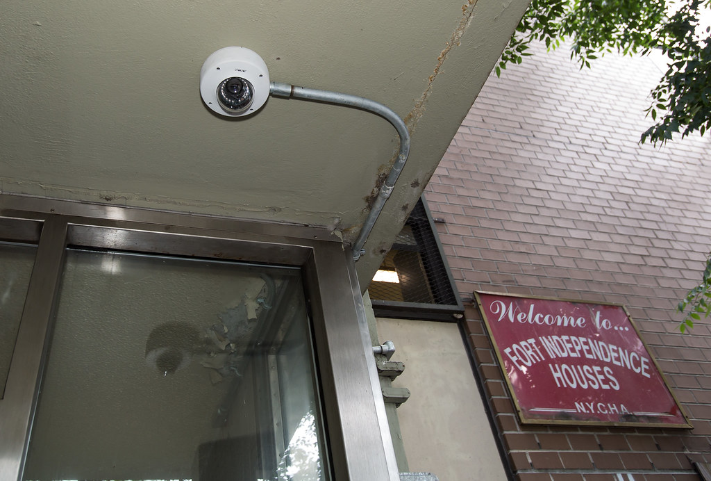 CCTV Installation at Fort Independence Houses   Preexisting …   Flickr