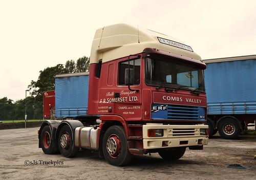 Erf Ec11 F R Somerset Ltd Chapel En Le Frith Derbyshire