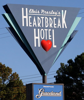 Elvis Presley's Heartbreak Hotel | by SeeMidTN.com (aka Brent)
