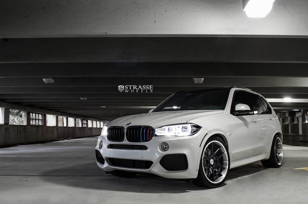 Strasse Wheels 2015 BMW X5 M Sport