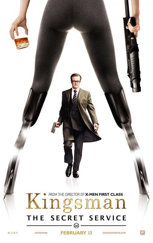 Kingsman - The Secret Service - Poster 2
