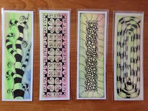 ZIA Bookmarks 21, 22, 23, and 24