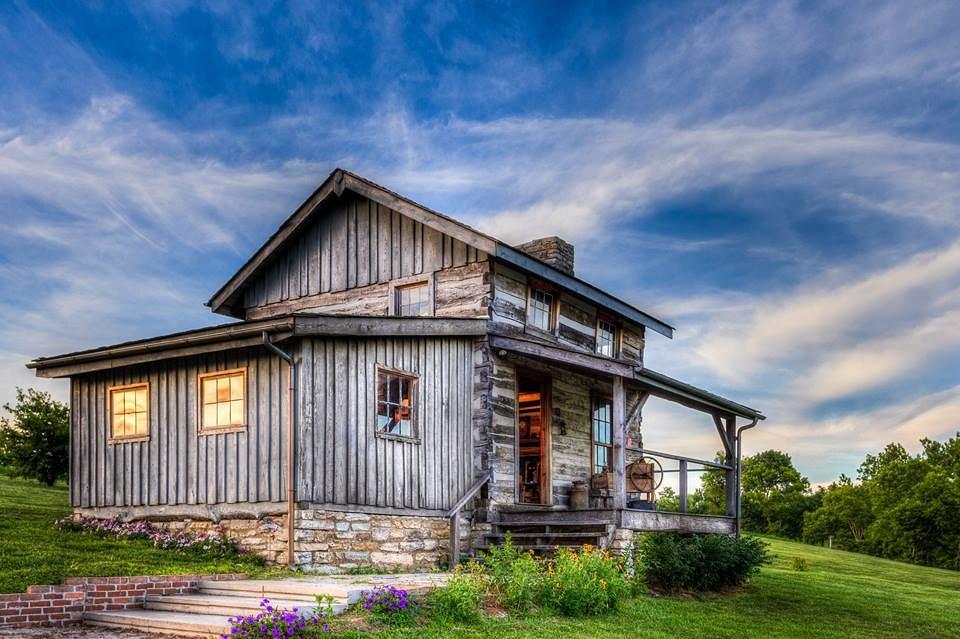 Keith allen flickr for Log cabin portici e ponti