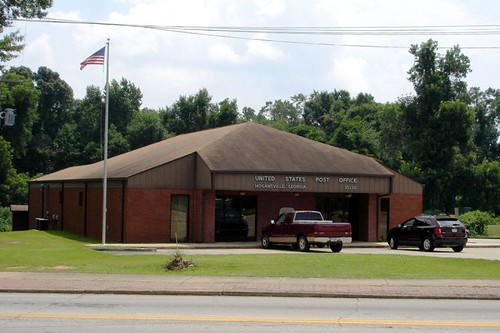 Hogansville, GA post office | by PMCC Post Office Photos