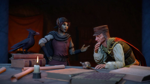 Dreamfall Chapters | by PlayStation.Blog