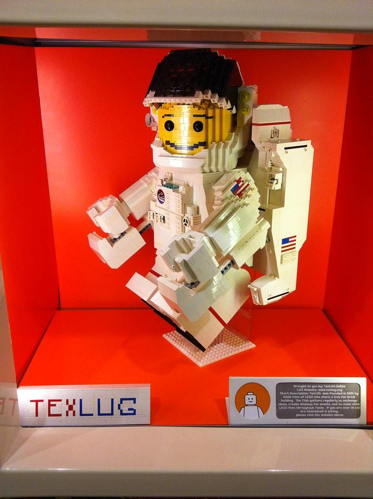 September TexLUG showcase window | My first time displaying … | Flickr