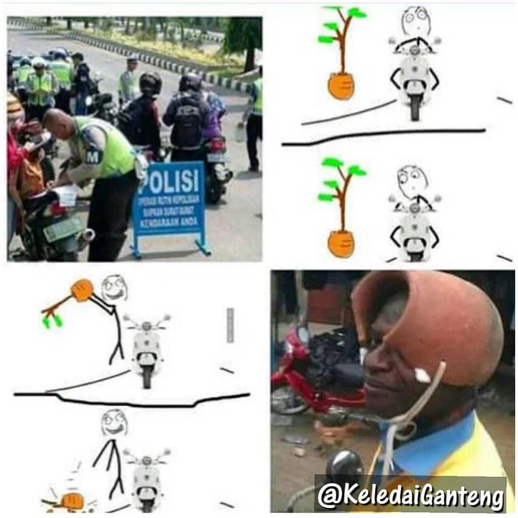 Leh Uga Hihihii 😁 ============ Follow KeledaiGanteng