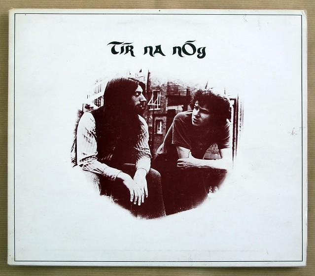 """Tír na nÓg TIR NA NOG Orig UK 'White i' Island/Chrysalis Gatefold 12"""" LP VINYL"""
