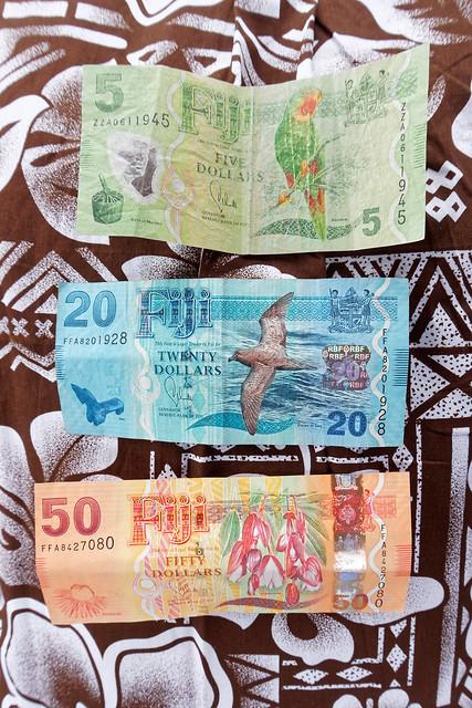 Fijian Dolars