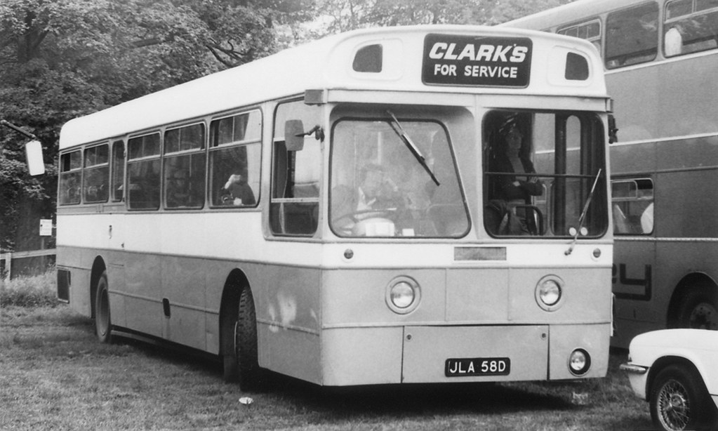 Merlin Clark Formerly 1966 Aec Jla58d Strachans Of Wigan wqFqxYr68