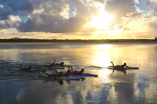 Sundown at Noosa Spit | by bidkev1 and son (see profile)