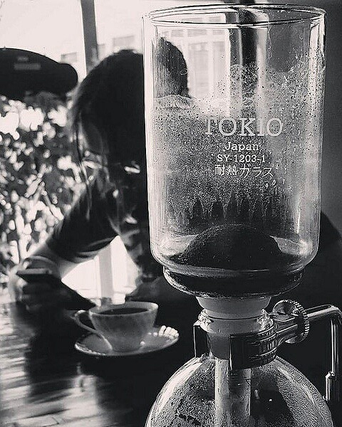 chilly day is siphon day