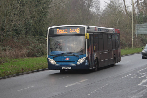 Stagecoach South 36918 YX63GYA