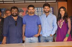 Dwaraka Movie Successmeet Stills