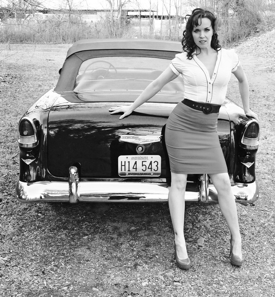 ... 1955 Chevy Bel-Air Photo Shoot | by CCCSTL