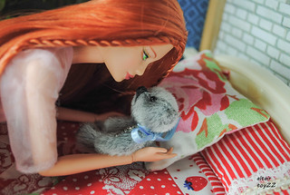 doll und teddy | by Zhanna Zolotina