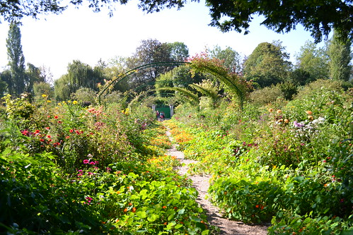 Monets Garten in Giverny | by tannertext
