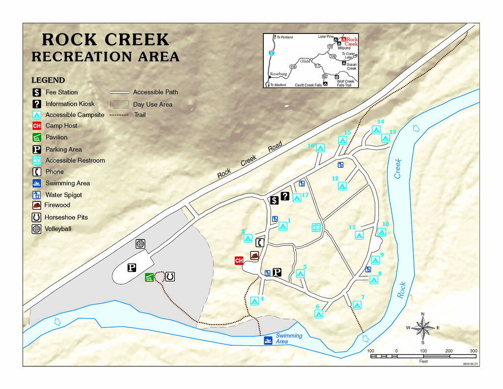 Rock Creek Recreation Site Discover This Secluded Fully A Flickr