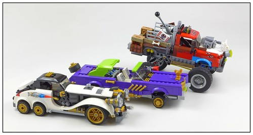 The LEGO Batman Movie cars 02
