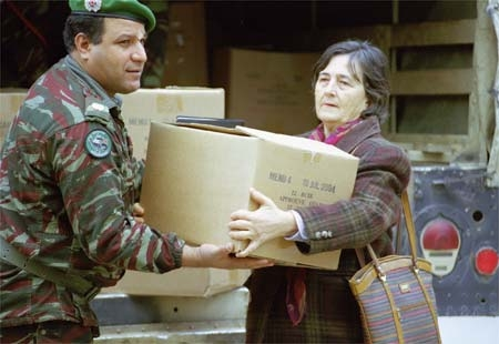 Les F.A.R. en Bosnie  IFOR, SFOR et EUFOR Althea 32897940946_0beb935f44_o