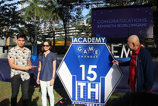 iAcademy 15th Anniversary Duane Bacon Blogger Digital Keneth Borlogan | by dewilsurvduanebacon