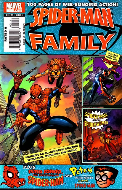 Spider-Man Family v1