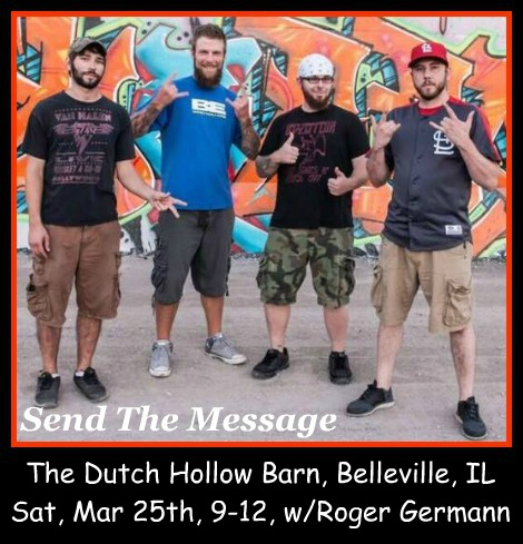 Send The Message 3-25-17