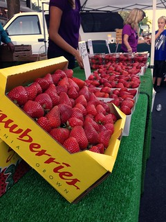 Strawberries in Chico | by judy.cheang