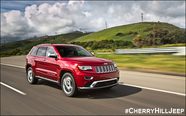 Wonderful ... Philadelphia: 2014 Jeep Grand Cherokee Limited EcoDiesel Review: Jeep  Perfection With Incredible MPGs |