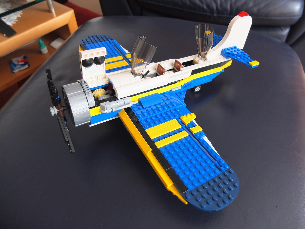 ... Lego Creator 31011 Plane | by xater84