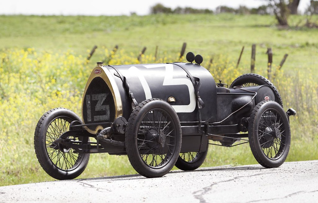Type 13 Bugatti From 1920 William Hearne Flickr