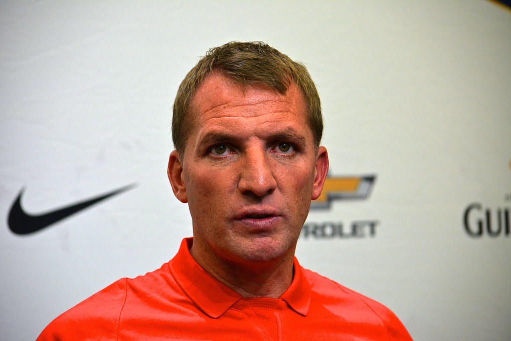 Brendan Rodgers is justifying his move south of the border
