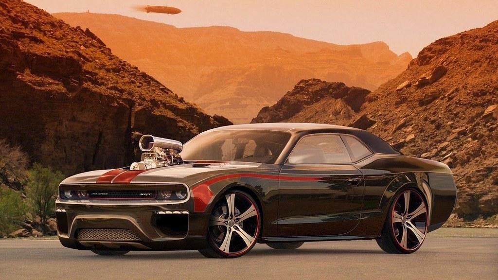 2015 Modified Muscle Car Dodge Challenger SRT | 2015 Modifie… | Flickr