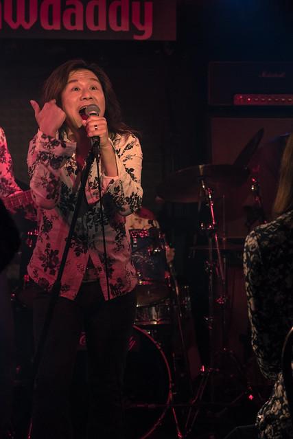 Molten Gold live at Crawdaddy Club, Tokyo, 12 Mar 2017 -00044