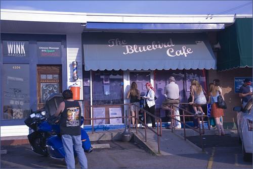 The Pike Cafe Menu