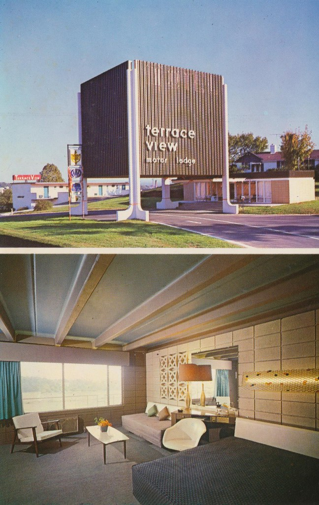 Terrace View Motor Lodge - Knoxville, Tennessee