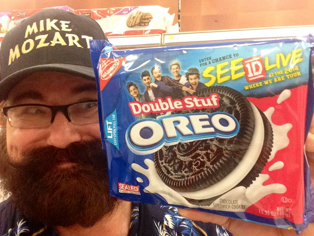 One direction 1d oreo cookies contest package 72014 free flickr one direction 1d oreo cookies contest package 72014 free vip concert tickets to kristyandbryce Choice Image