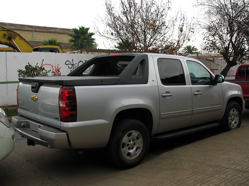 Image Result For Chevrolet Avalanche