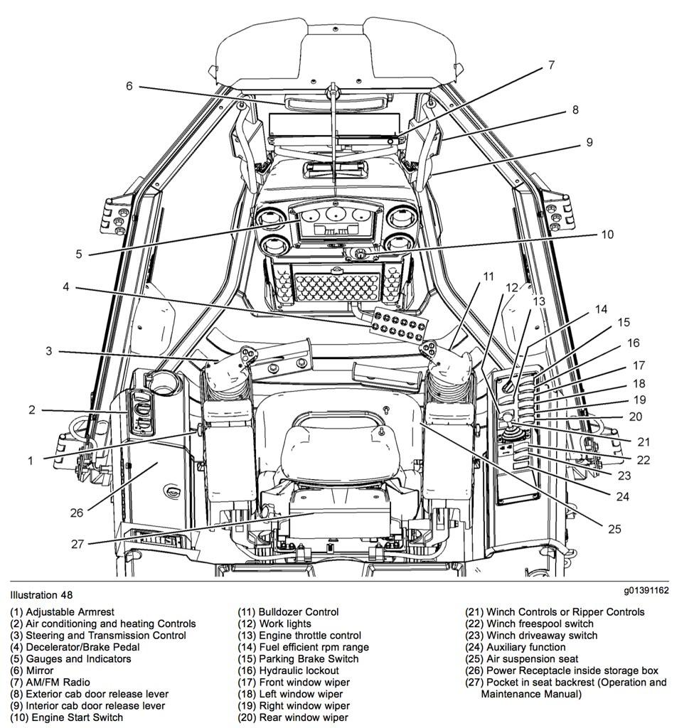 Cat D5 Cab Dr Drang Flickr 13 Engine Diagram By Drdrang