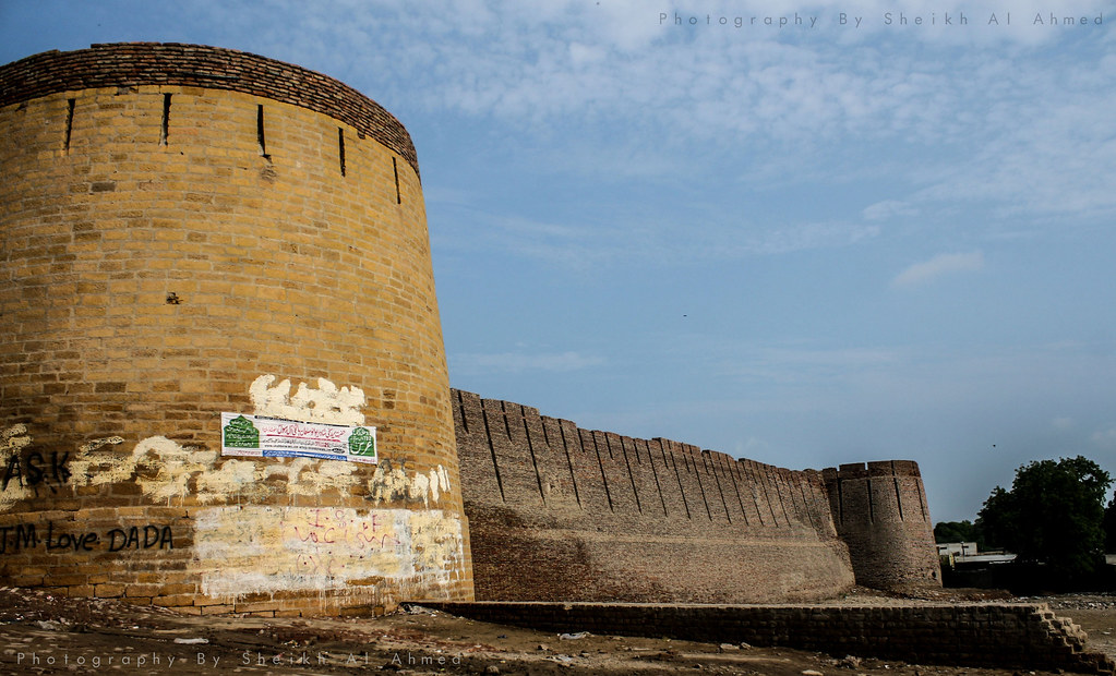 Umerkot Fort Sheikh Al Ahmed Flickr