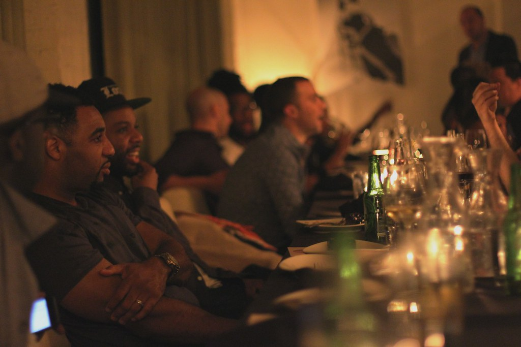 LeCrae Anomaly Dinner | RED Music / Sony Music | Flickr