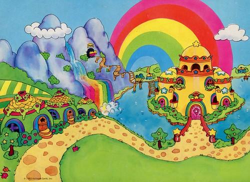Rainbow Brite Magix Magic