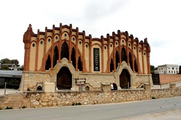 Catedrales del Vino