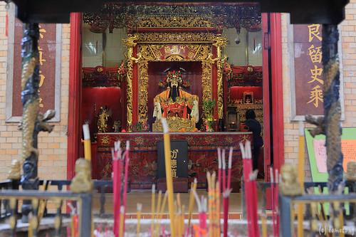 Wong Chuk Hang Tai Wong Ye Temple