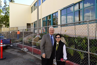 Feb 28 '17 San Diego County Supervisor Ron Roberts Visits CISDSU