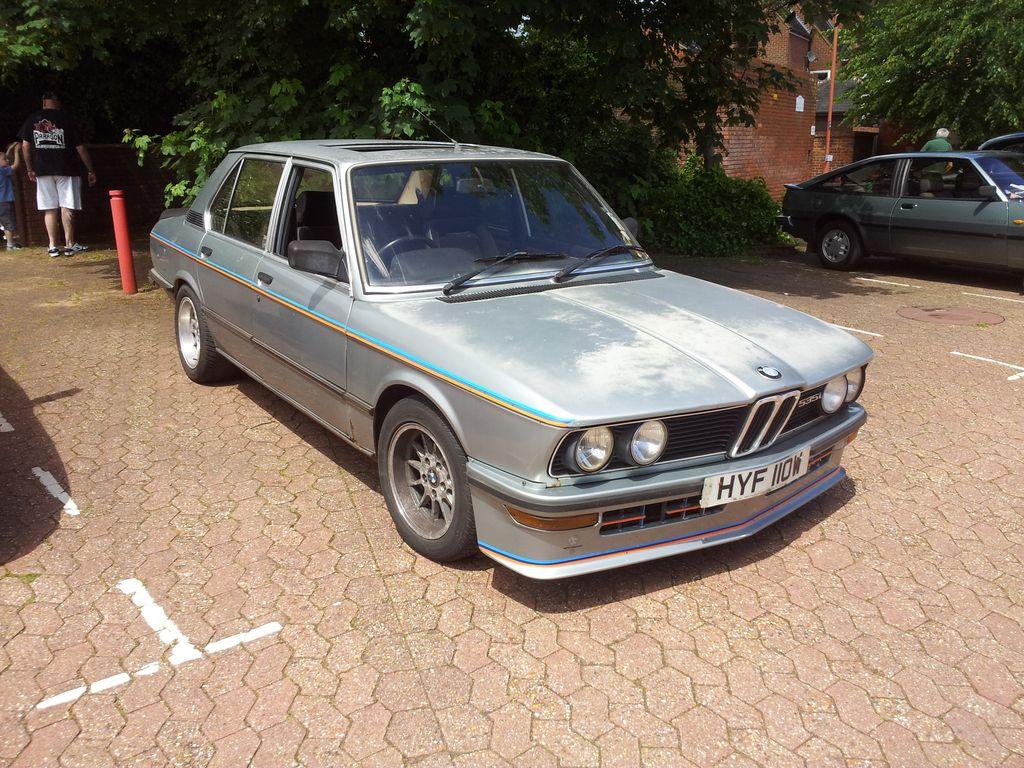 1980 BMW M535i | Adam Floyd | Flickr