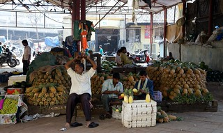 Pineapple Stall | by string_bass_dave