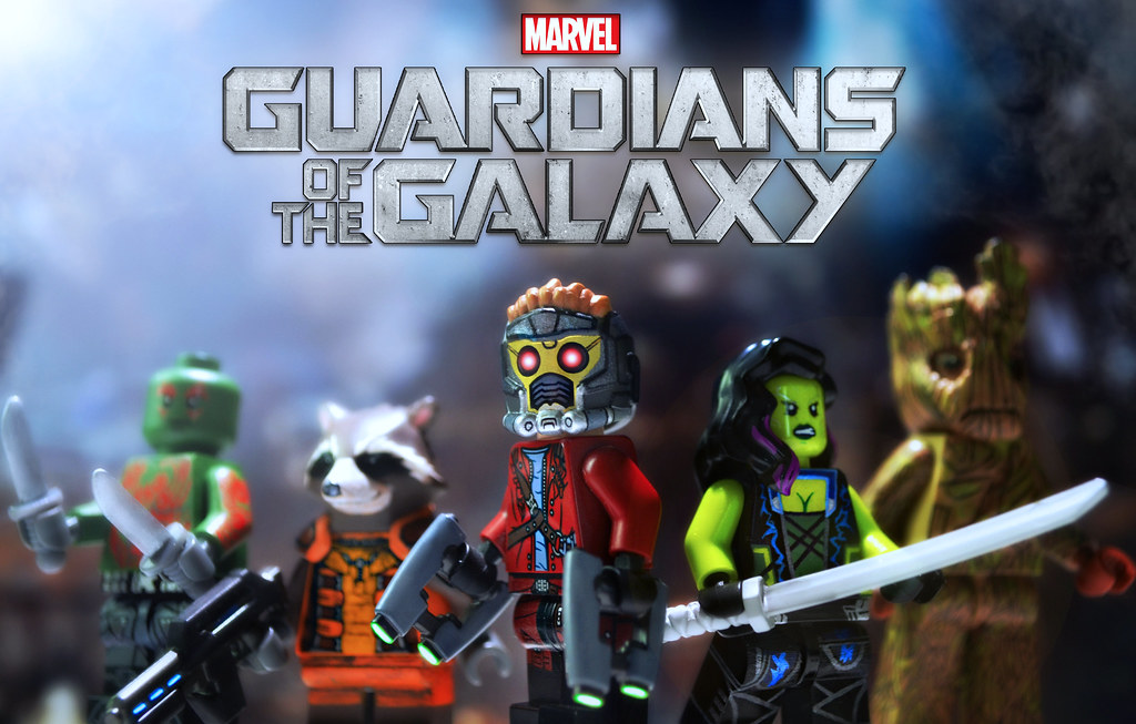 LEGO Guardians of the Galaxy  Preview  With BrickFair VA n  Flickr